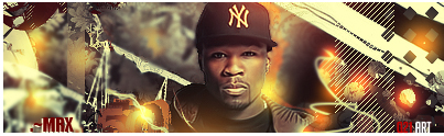 50 Cent by Queilch21