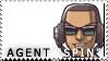 EBA Stamp- Agent Spin by Melody-Hikari