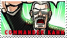 EBA Stamp: Commander Kahn by Melody-Hikari
