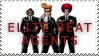 EBA Stamp: Agents by Melody-Hikari