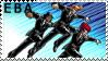 EBA Stamp: Agents 2 by Melody-Hikari
