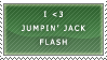 EBA Stamp: Love Jumpin' Jack by Melody-Hikari