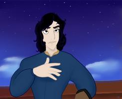 Prince of the Black Sands by Supatsu
