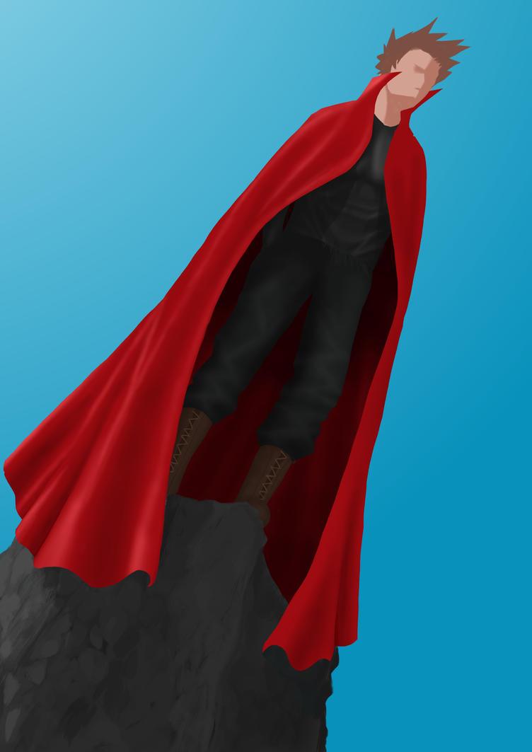 Superhero by Ahuroaleach