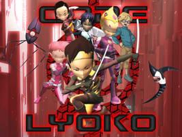 Code Lyoko Wallpaper by LyokoMan95