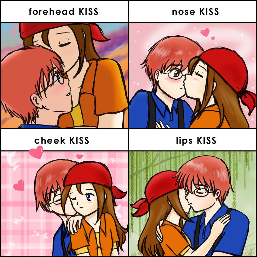 HM:SI Kiss Meme by BrYttBRatt