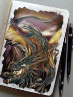 .Dragon + Video by Enayol