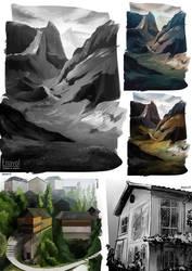 .Study - 4 by Enayol