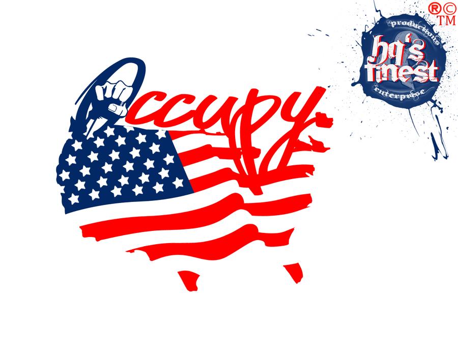 Occupy Wallstreet Movement Logo Design 1.0 by Hqs-Finest ...