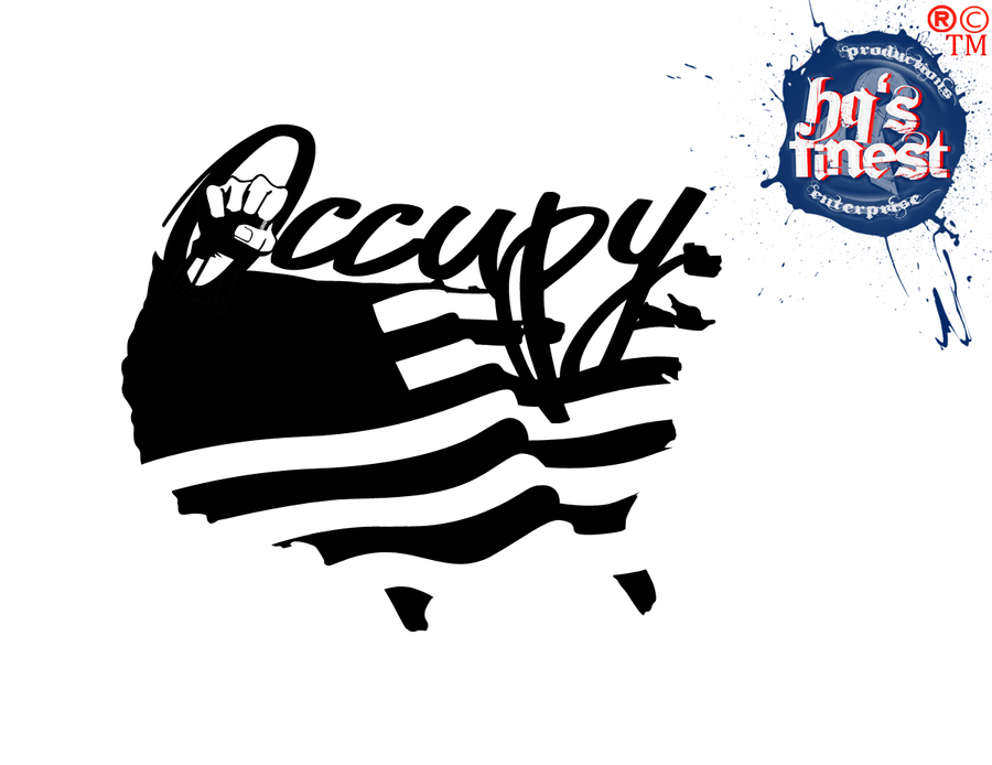 Occupy Wallstreet Movement Logo Design 3.0 by Hqs-Finest ...