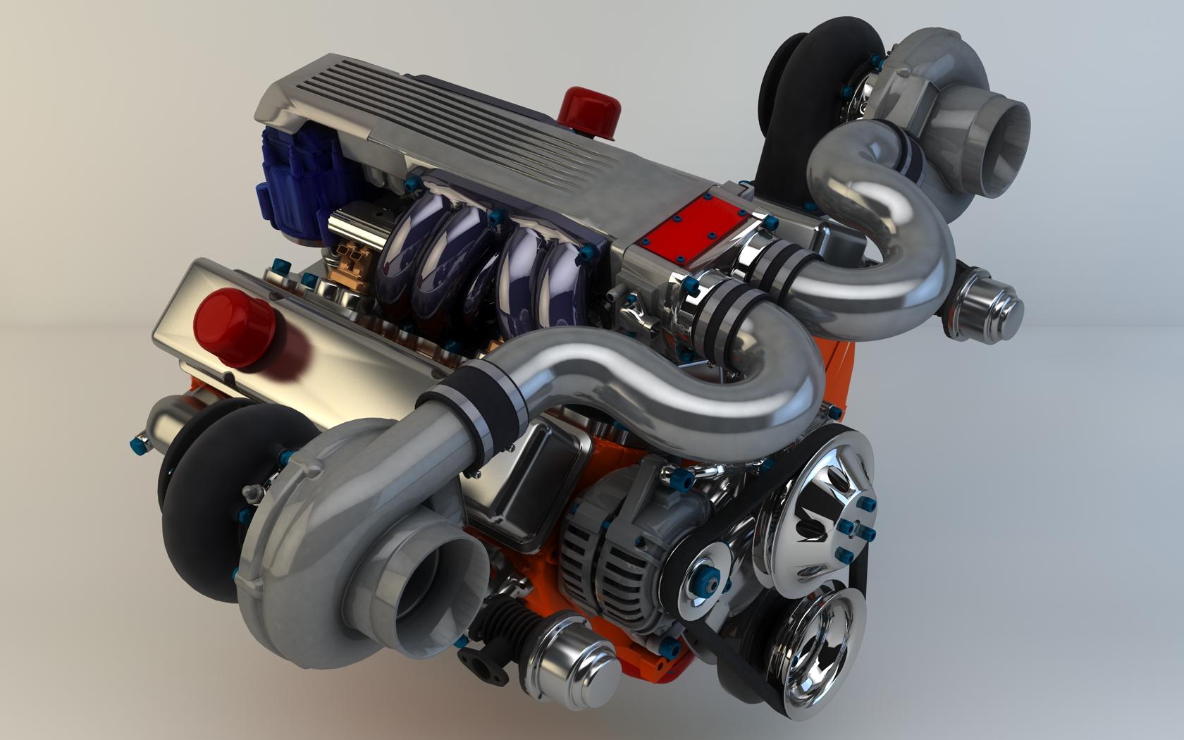 Как собрать турбо мотор на ВАЗ. DRIVE 2 67