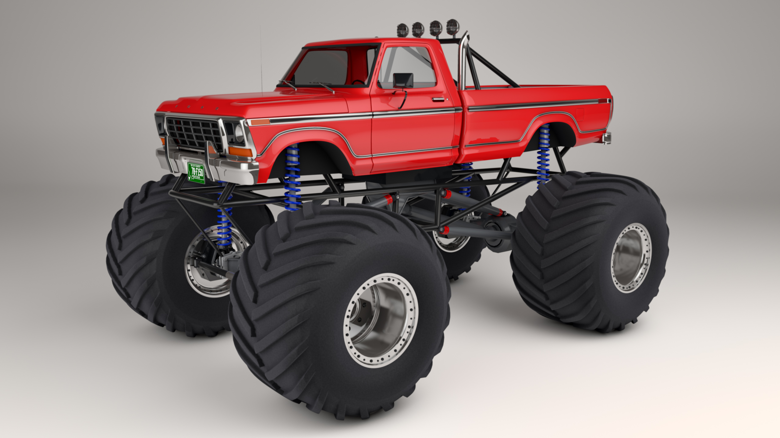 1978 ford f150 monster by samcurry 1978 ford f150 monster by samcurry