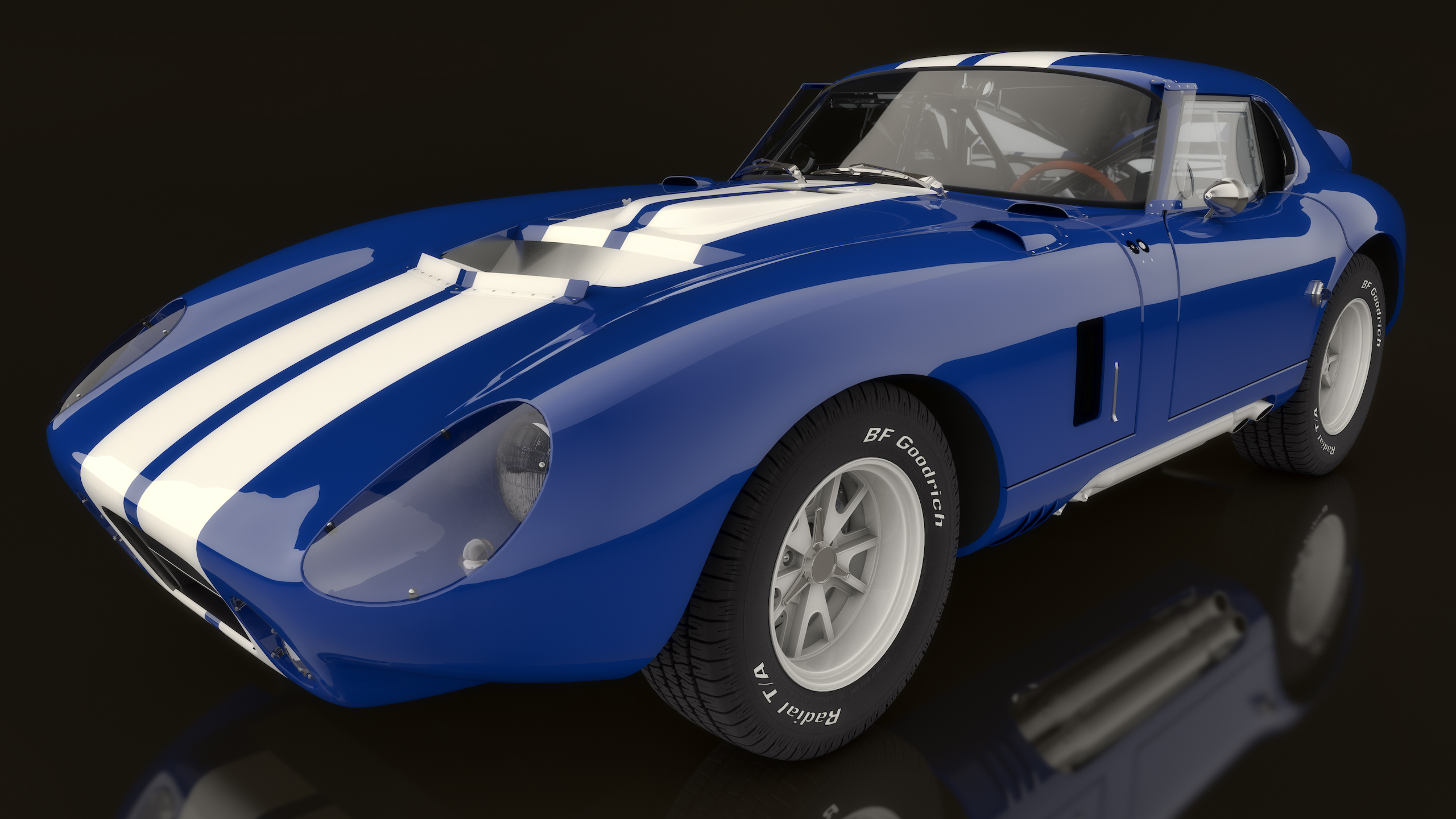 1965 Shelby Cobra Daytona by SamCurry