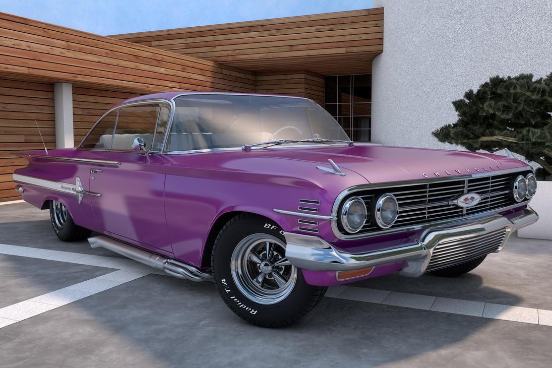 1960 Chevrolet Impala ...