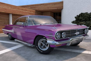 1960 Chevrolet Impala by SamCurry