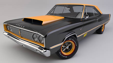 1967 Dodge Coronet by SamCurry