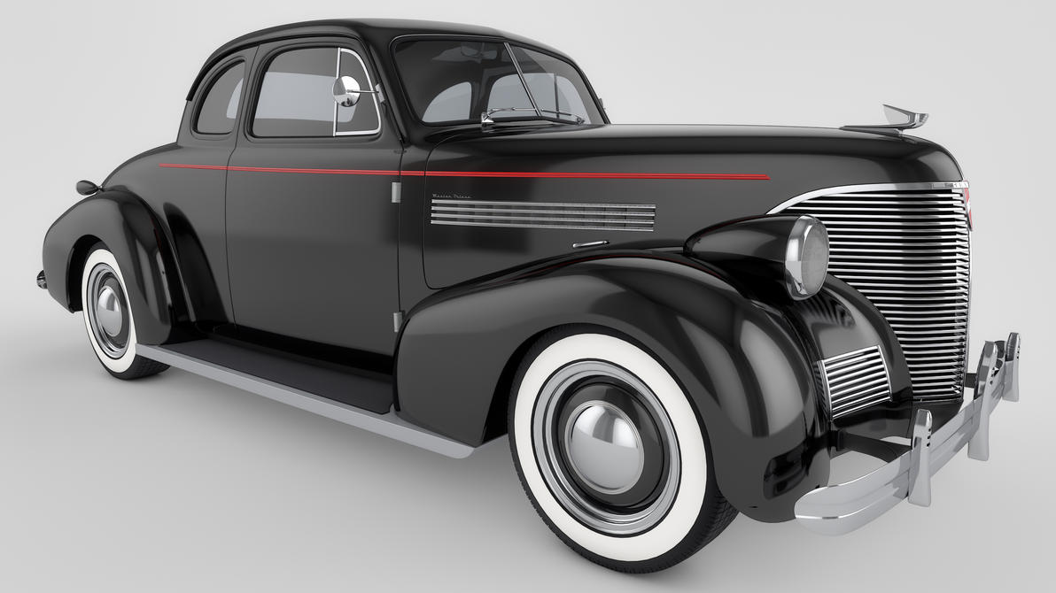 1939 chevrolet master deluxe coupesamcurry on deviantart