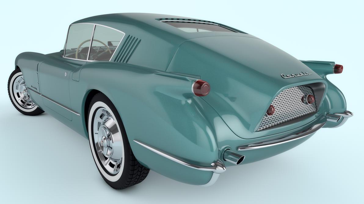 Corvette Wagon on Pinterest   Corvettes, Chevrolet ...