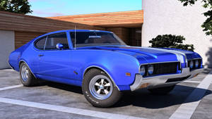 1969 Oldsmobile 442 by SamCurry