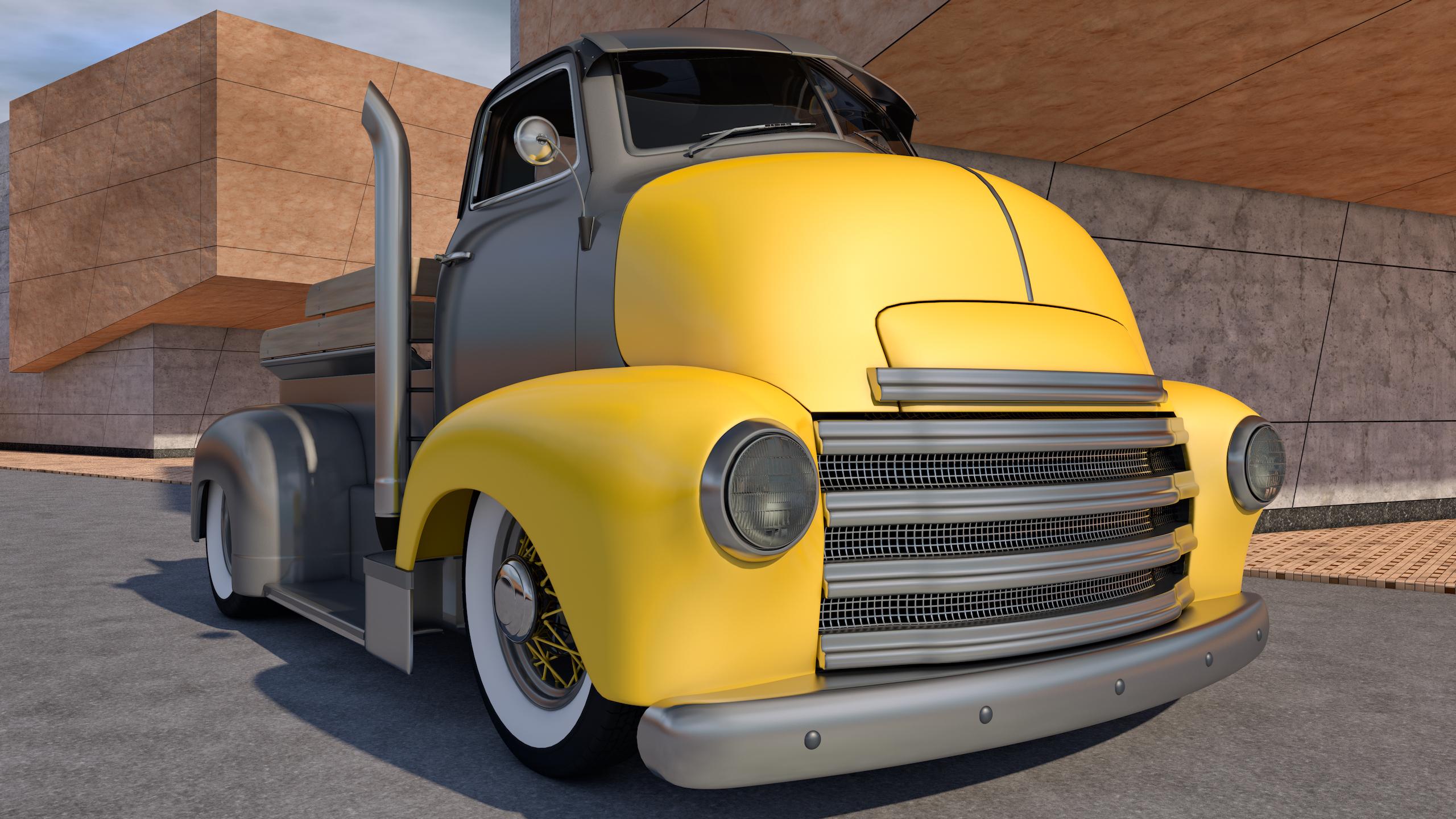 La fête à COE !!!!!!!! Chevrolet_coe_truck_by_samcurry-d55ofqv