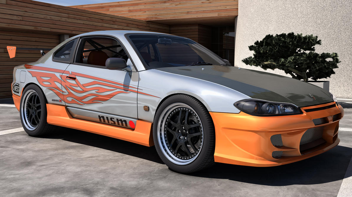 2000 Nissan Silvia S15 Spec R By Samcurry On Deviantart