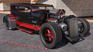 Ford Custom Hot Rod