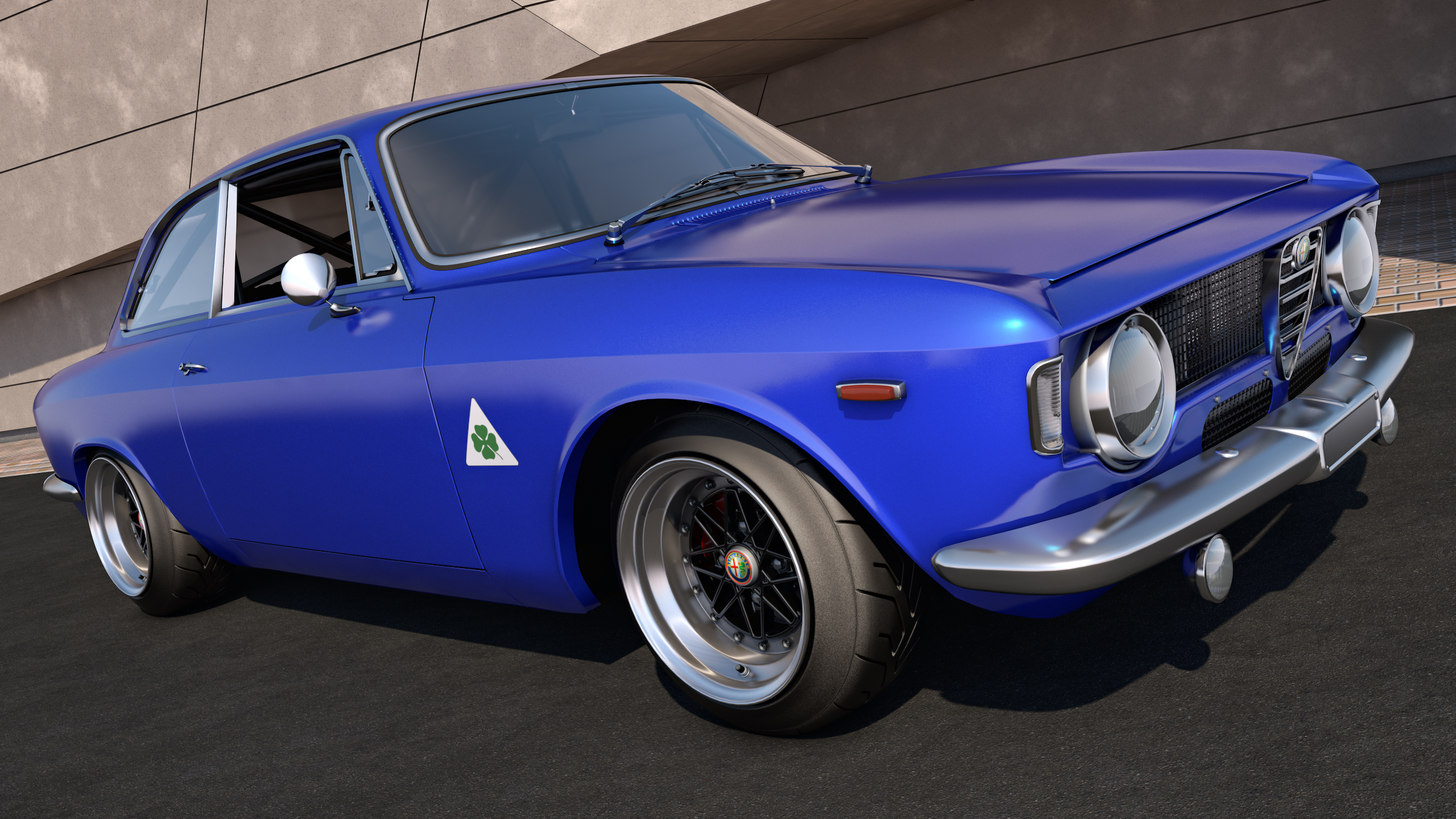 1965 Alfa Romeo Giulia Sprint GTA by SamCurry on DeviantArt