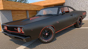1968 Dodge Coronet R/T by SamCurry