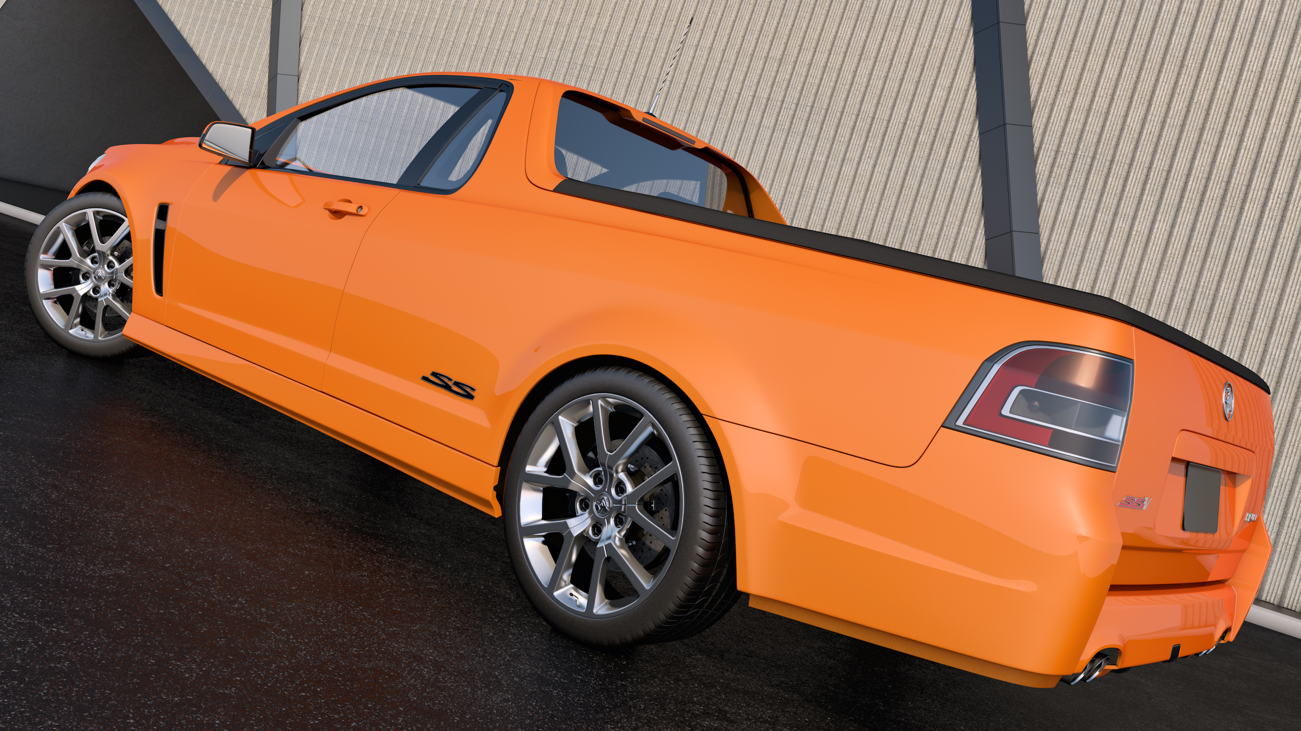 2014 holden vf commodore ute ssv by samcurry on deviantart 2014 holden vf commodore ute ssv by samcurry vanachro Image collections