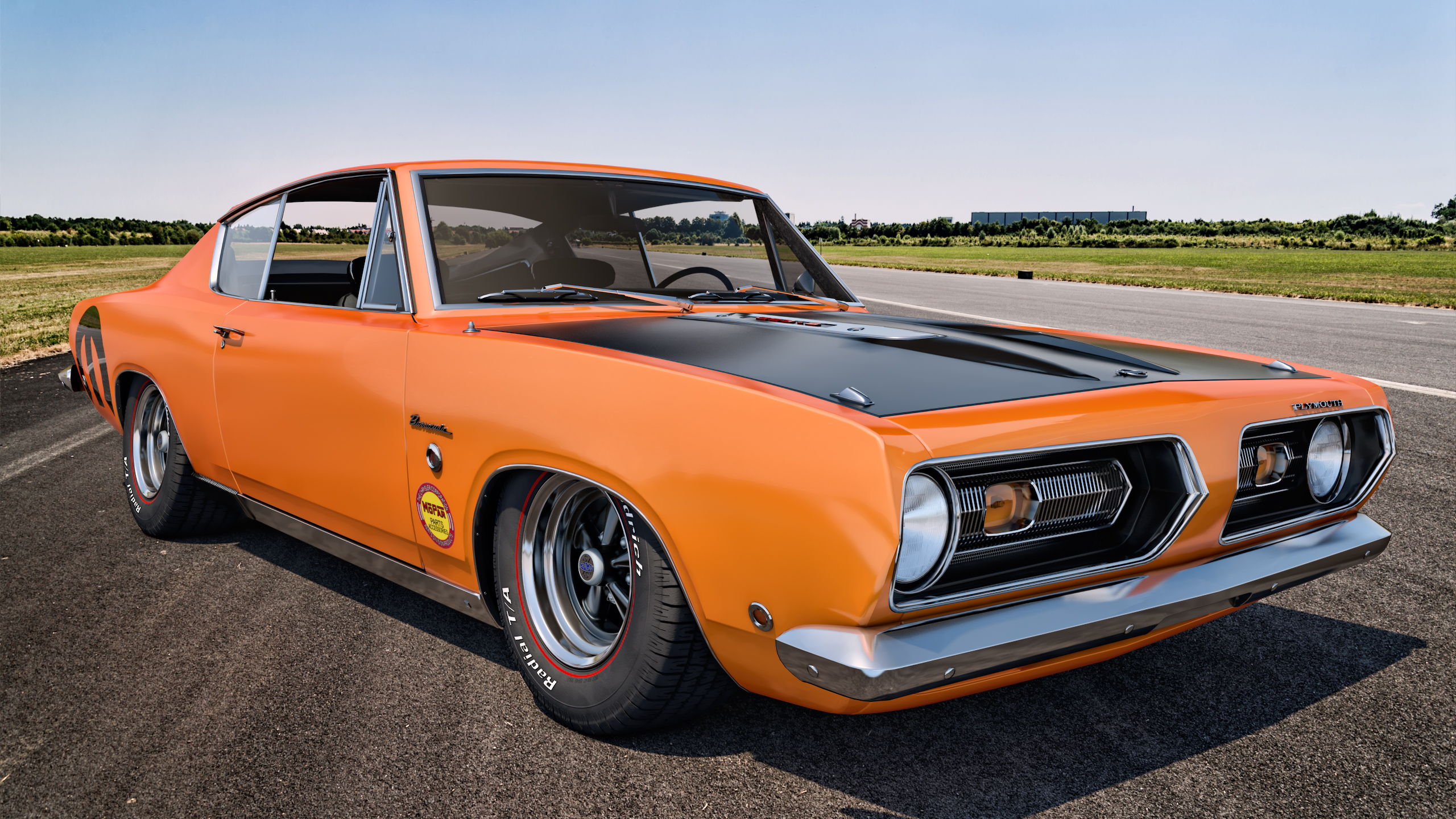 2017 Dodge Barracuda Concept >> 1968 Plymouth Barracuda by SamCurry on DeviantArt