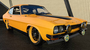 1974 Ford Capri GT