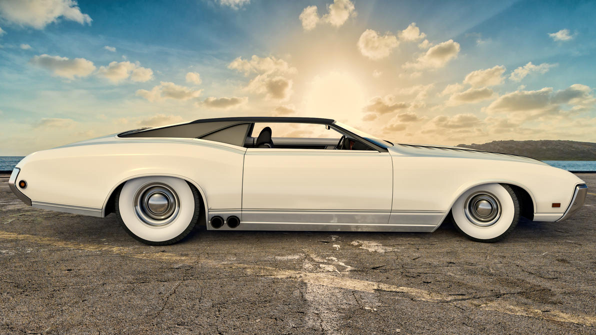1969 Buick Riviera By Samcurry On Deviantart