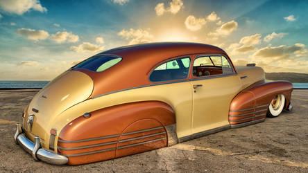 1948 Chevrolet Fleetline by SamCurry