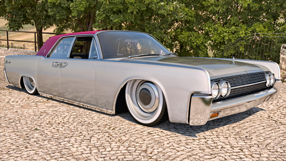 Lincoln Muscle Car New Specs And Price 2019 2020 All Models 1965 Windows Wiring Diagram About 1962 Continental By Samcurry On Deviantart