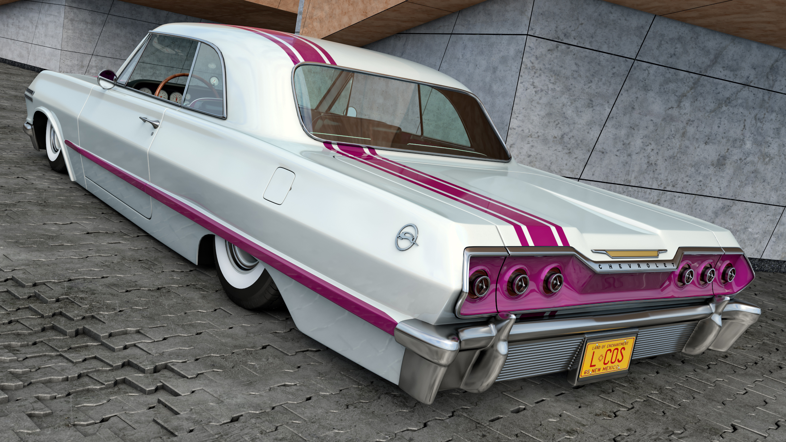 1963 Chevy Impala Wallpaper: 1963 Chevrolet Impala By SamCurry On DeviantArt