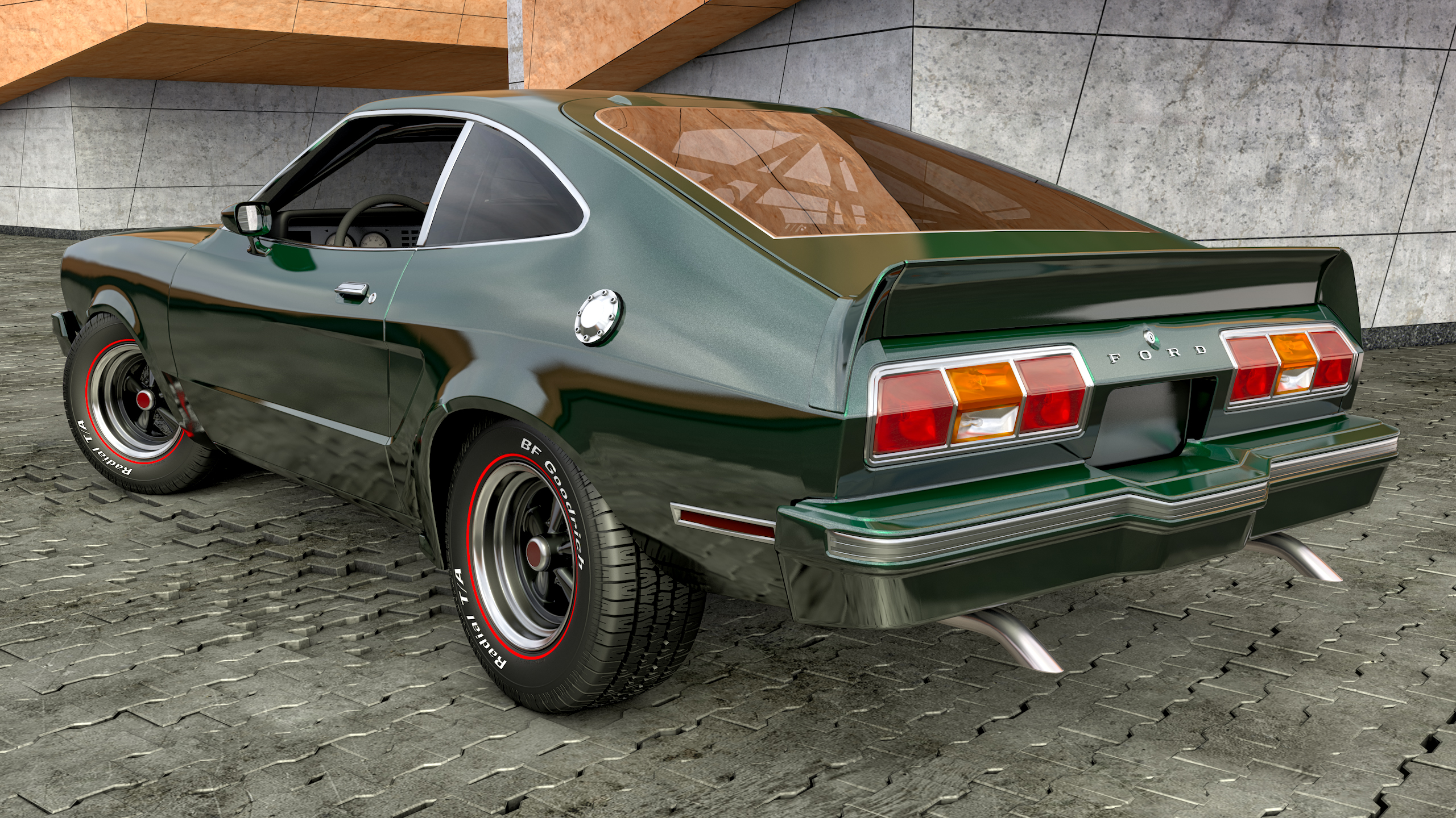 1978 Ford Mustang King Cobra Images