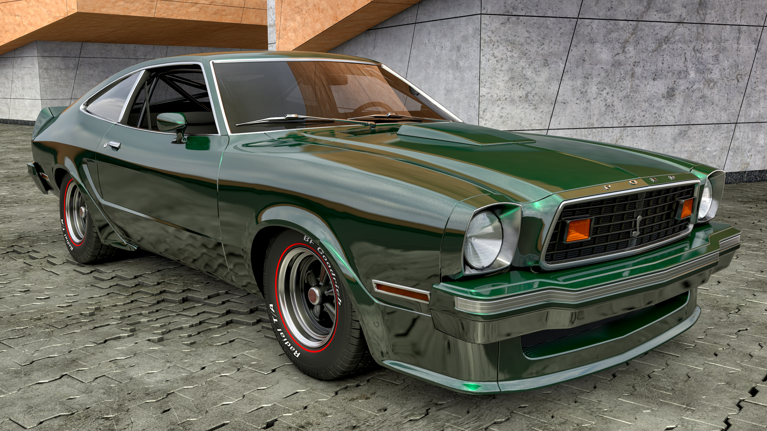 1978 Ford Mustang King Cobra By Samcurry On Deviantart