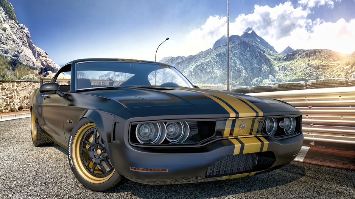 2014 Equus Bass 770 by SamCurry on DeviantArt