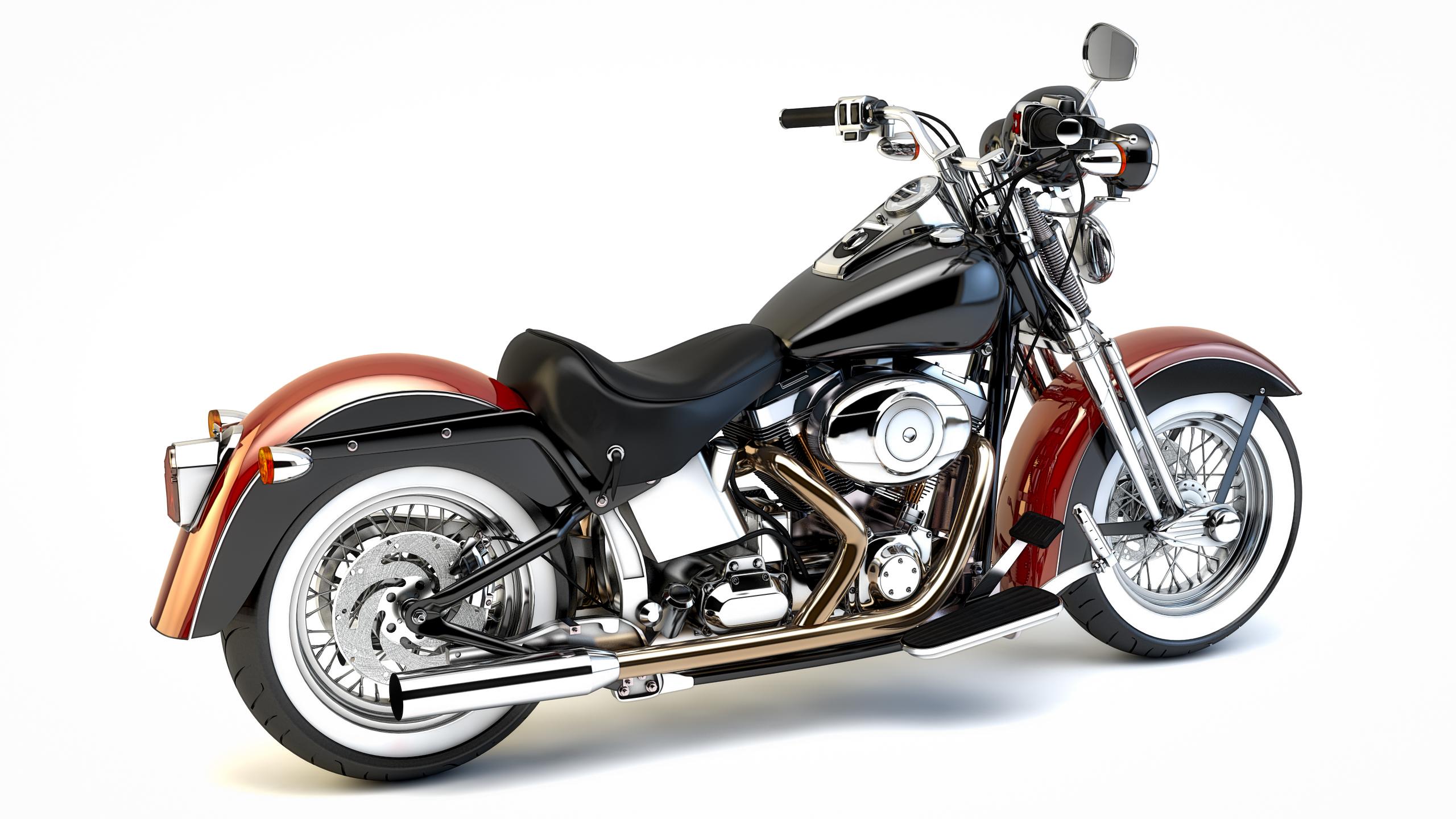 Harley Davidson Flsts Heritage Springer Front End