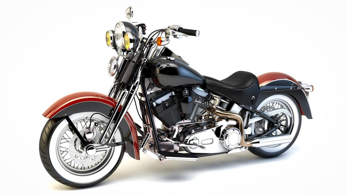 Harley Davidson Flsts Softail Heritage Springer