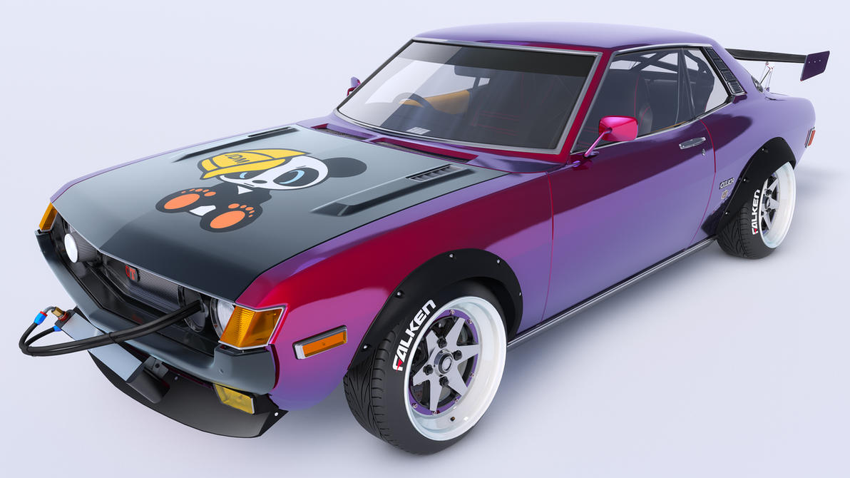 1974 Toyota Celica by SamCurry
