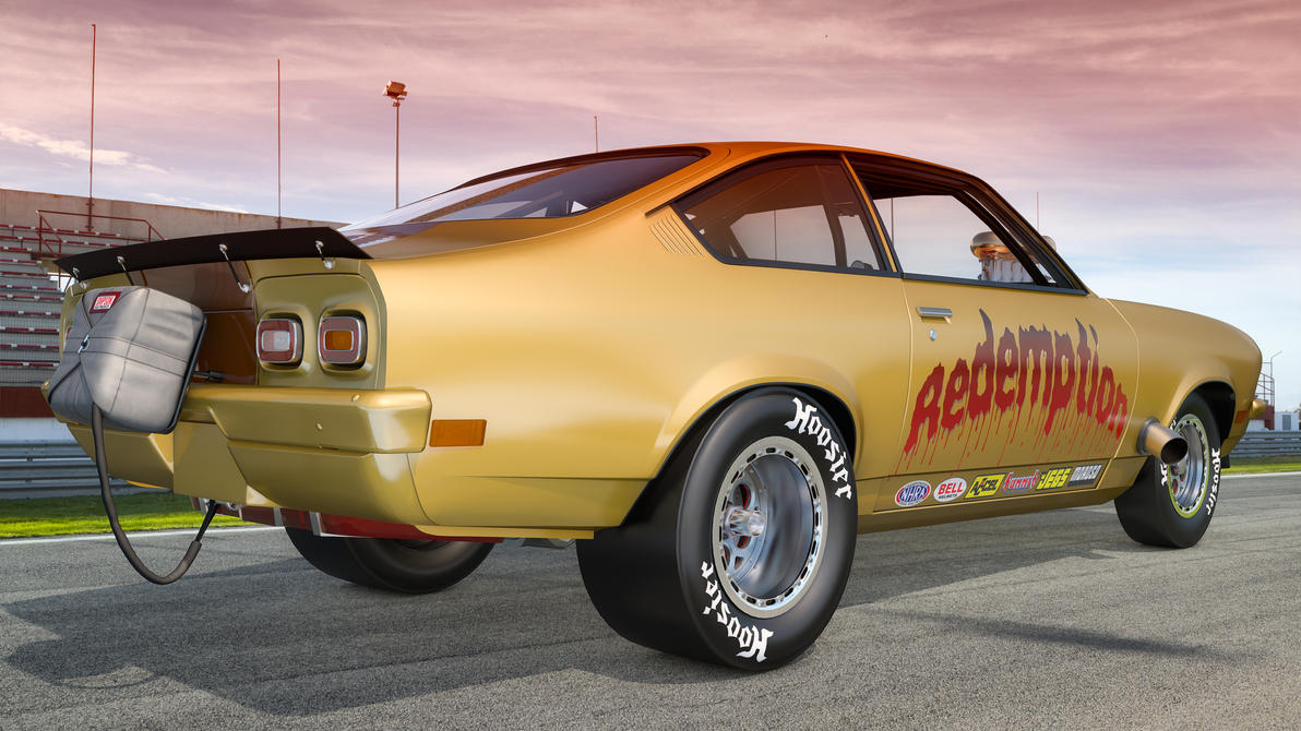 1971 Chevrolet Vega Modified By SamCurry On DeviantArt