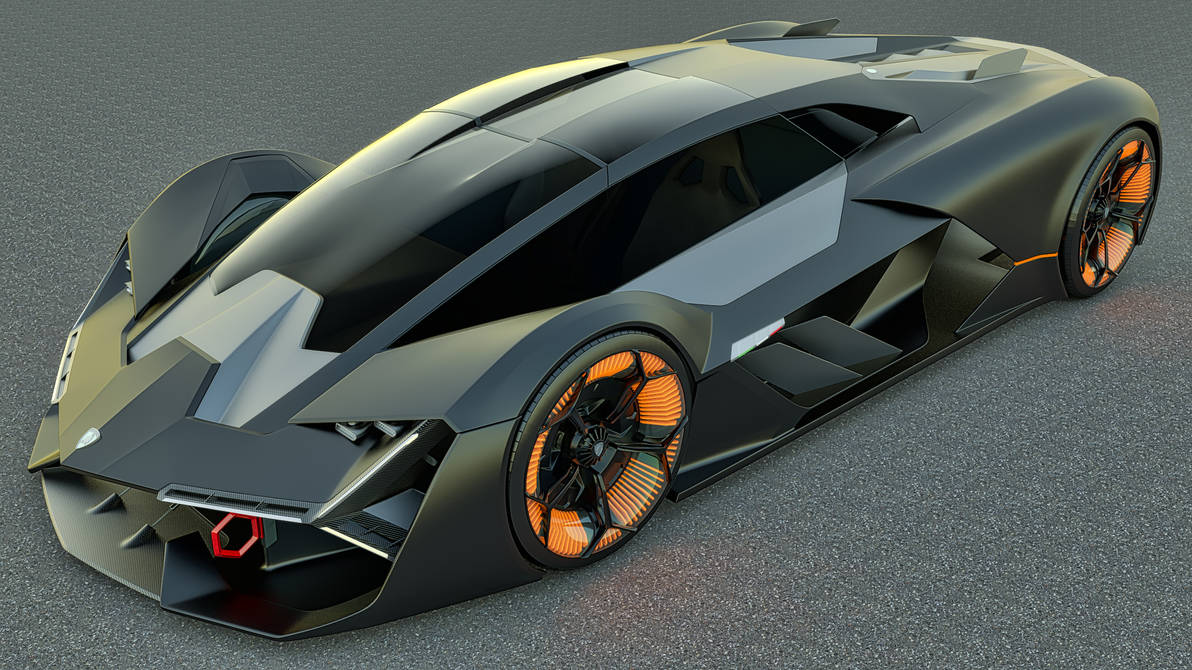 2017 lamborghini terzo millennio concept by samcurry on. Black Bedroom Furniture Sets. Home Design Ideas