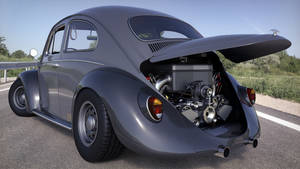 1966 Volkswagen Beetle Sleeper