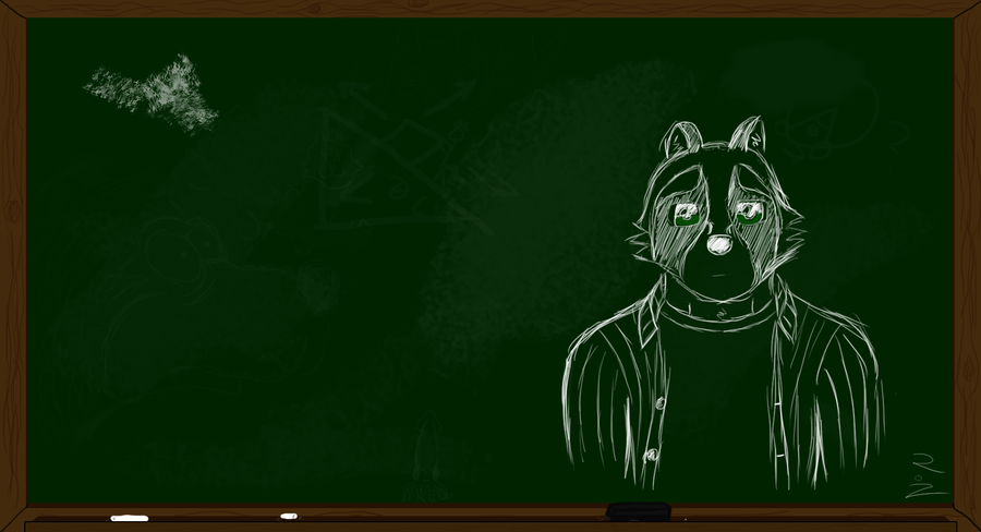 the gallery for gt green chalkboard background math