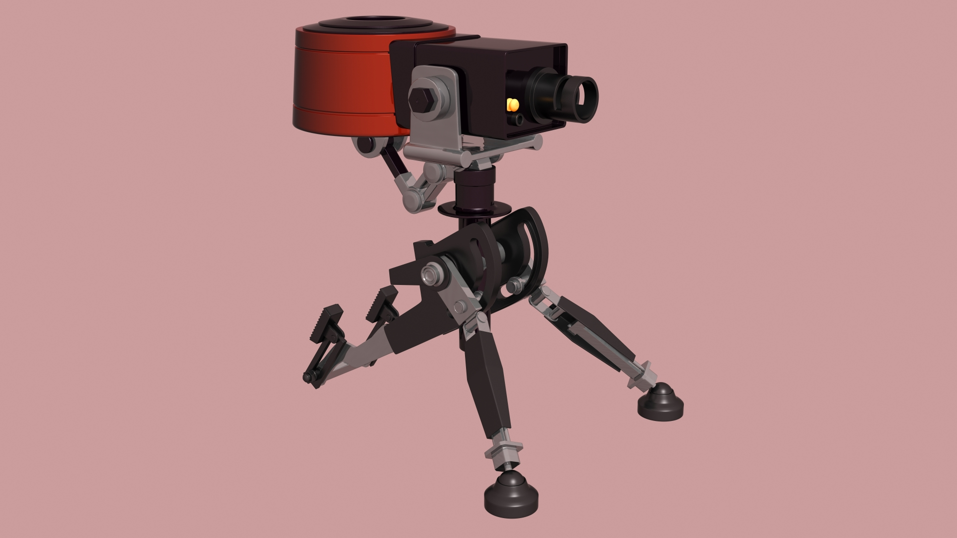 Tf2 Sentry Gun Model Tf2 Sentry Gun by
