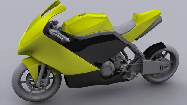 Yup, it's a superbike
