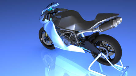 Concept superbike 4K by Cnopicilin