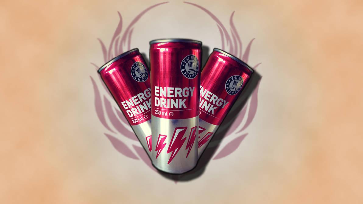 EuroShopper Energy Drink wallpaper by Cnopicilin