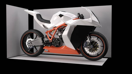 KTM RC8 WIP 2 by Cnopicilin
